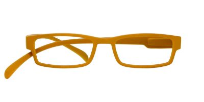 Klammeraffe Lesebrille No 01 curry