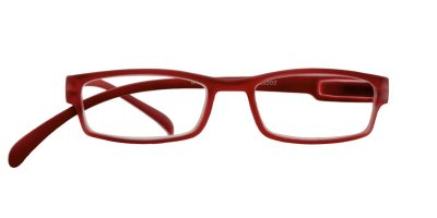 Klammeraffe Lesebrille No 01 red
