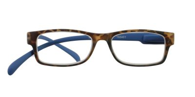 Klammeraffe Brille 06 havanna blau